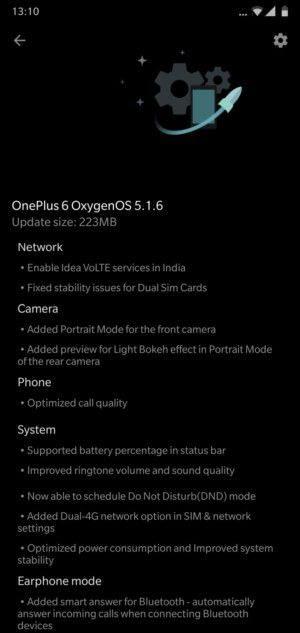 Actualización a Oxygen 5.1.6 OPO6