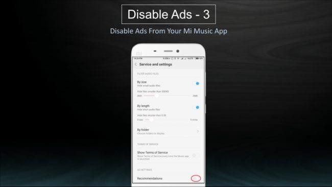 Limita los permisos de apps Xiaomi MSA