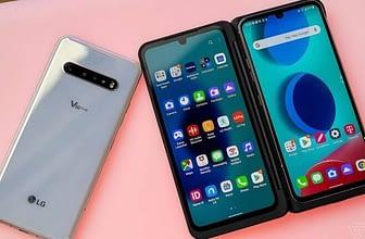 LG dejará de producir smartphones en 2021