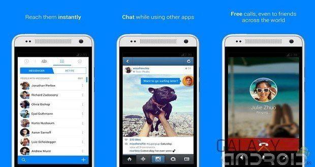 Facebook Messenger recibe actualización con llamadas gratis