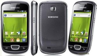 Portada de Samsung Galaxy Mini S5570