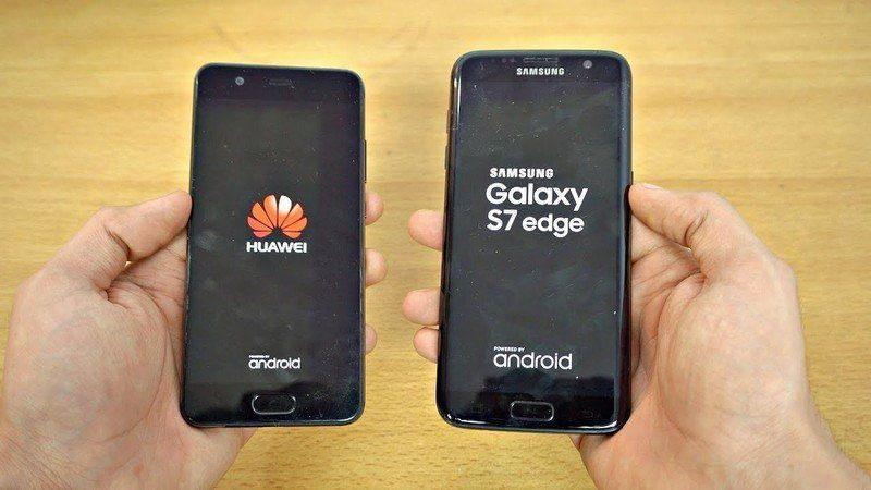 Portada engaño Samsung y Huawei