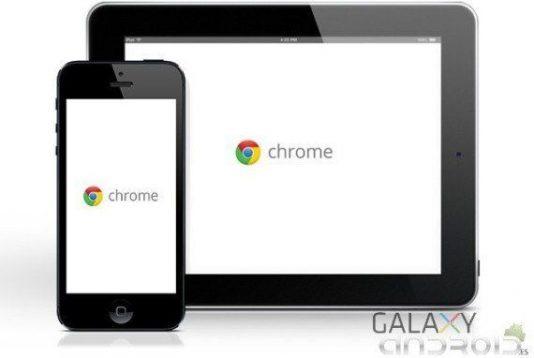 Portada Chrome actualización