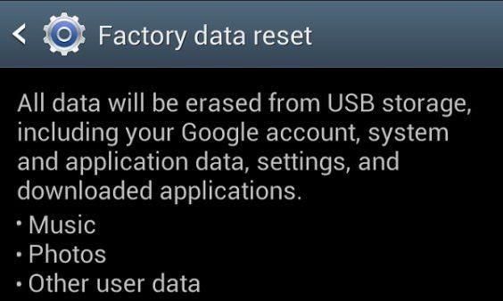 Portada de tutorial sobre como hacer factory data reset en android