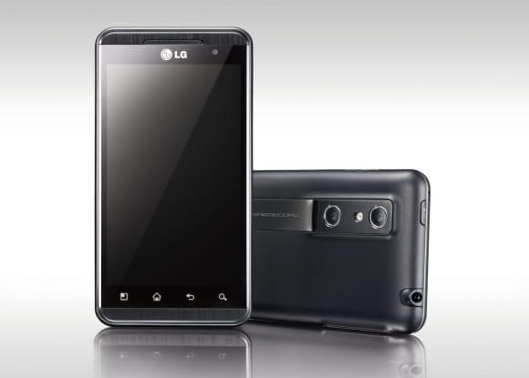 Portada de tutorial actualizar LG Optimus 3d a Android ICS