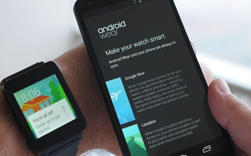 Android Device manager para smartwatches