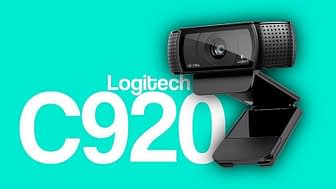 Comprar Logitech C920 barata Black Friday