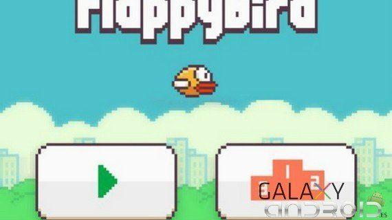 Truco Flappy Bird aumentar puntuación máxima