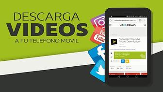 Portada Videoder Descarga vídeos de las redes sociales