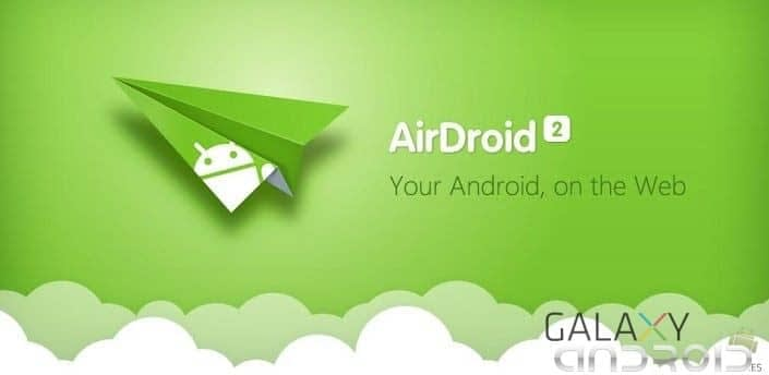 Portada como usar Airdroid 2