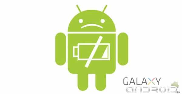 Portada de como ahorrar batería en android 4.x sin usar aplicaciones