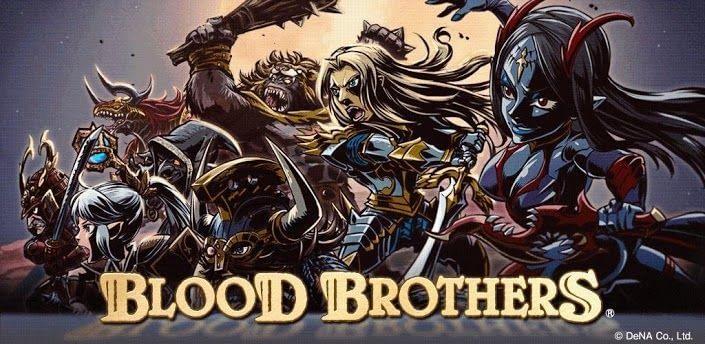 Blood brothers portada