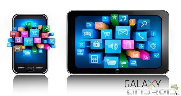 GalaxyAndroid app