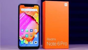 Precio mínimo histórico Xiaomi Redmi Note 6 Pro