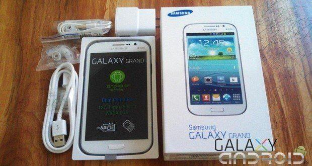 Box del Galaxy Grand Duos