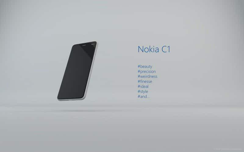 Portada Nokia C1