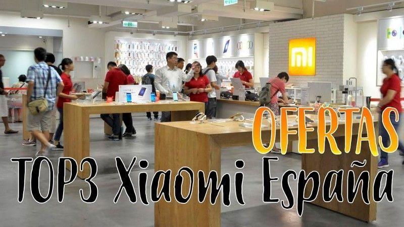 TOP 3 Ofertas en móviles xiaomi