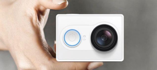 Cámara GoPro de Xiaomi