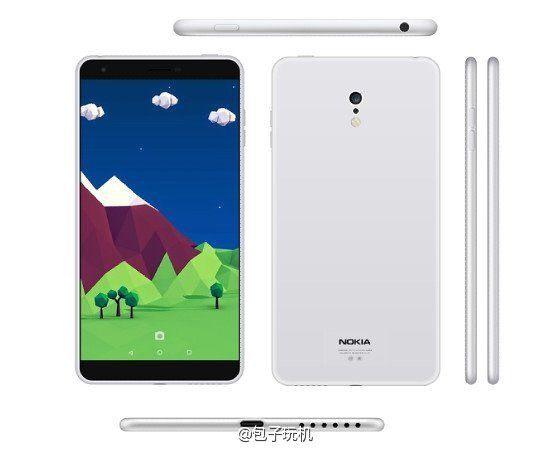 Bordes Nokia C1