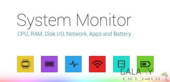 system monitor portada