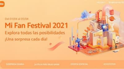 Eventos de Xiaomi, promoción Xiaomi Mi Band 5 por 9.99€