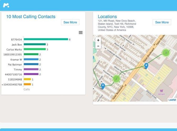 GPS tracking mSPY