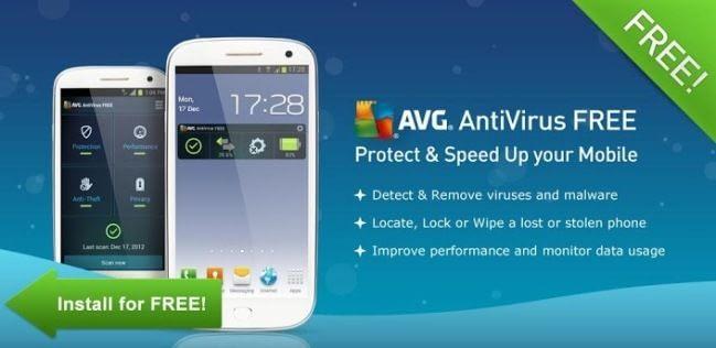 AVG antirrobo antivirus