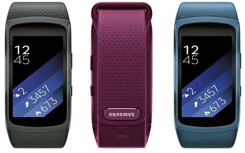 Leaks Samsung Gear Fit 2