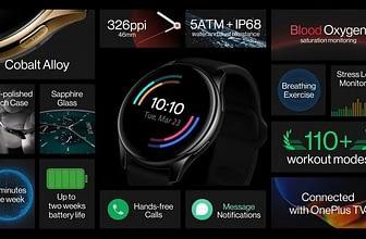 Portada de OnePlus Watch. Precio
