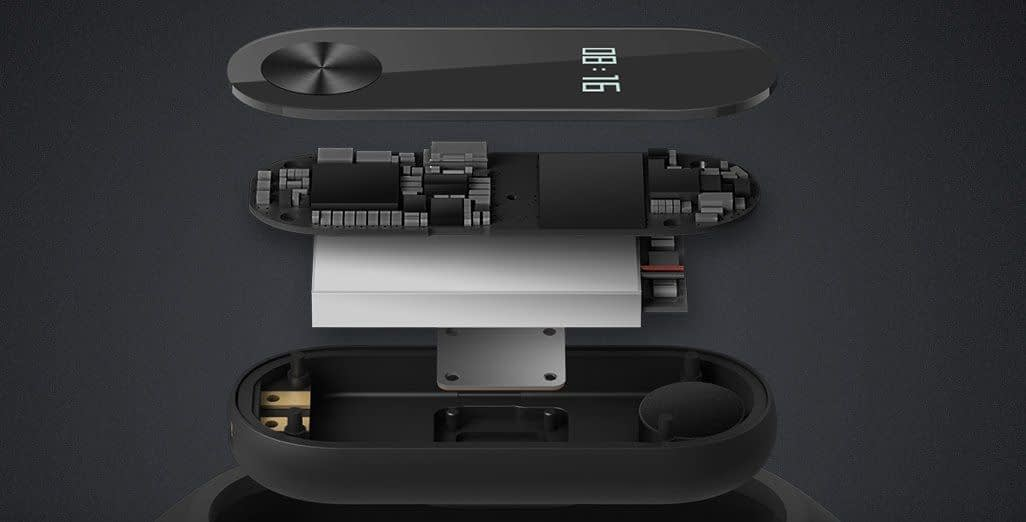 Pulsera Smartband de Xiaomi Band2