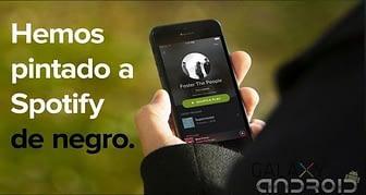 Nuevo diseño de Spotify y características nuevas