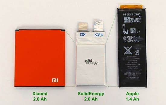 batería revolucionaría de solidenergy