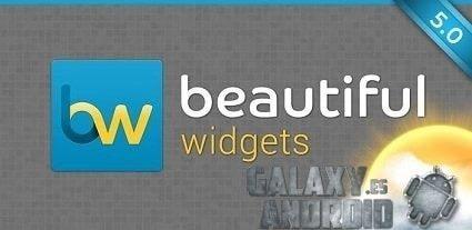 Portada de beautiful widgets 5