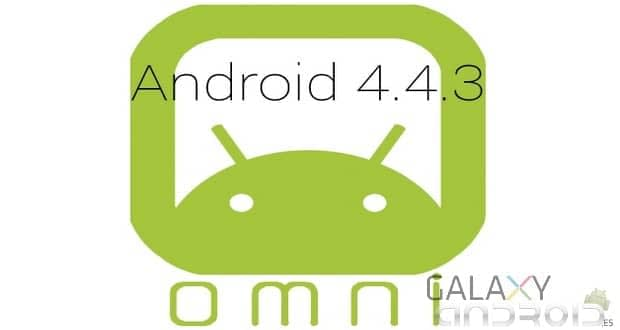 OmniROM se actualiza a Android 4.4.3
