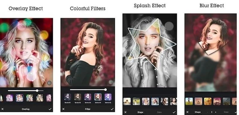 Picee Editor de fotos Collage Maker Aplicaciones en Google Play 1