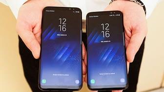 Portada diseño Samsung Galaxy S8 S8+
