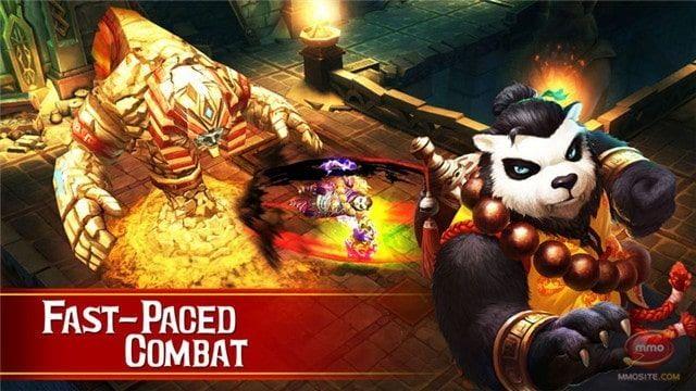 modo combate Taichi panda