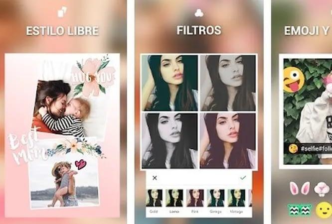 Foto Collage Editor de Fotos Aplicaciones en Google Play 1