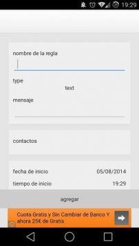 Seebye Scheduler inicio programar whatsapp