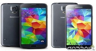 Goophone S5 clon galaxy s5