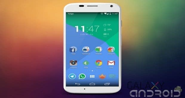 Portada de 2 mejores themes para CM11 Android L