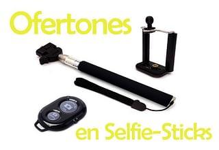 Ofertones selfie-sticks portada
