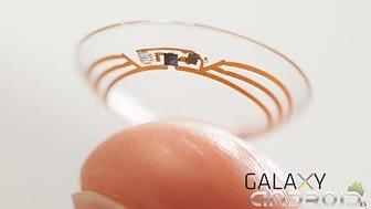 Portada de lentillas para la diabetes con android