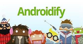 Portada androidify