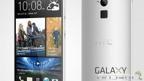 HTC One Max portada