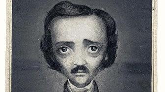 Portad de anónimo de Edgar allan Poe