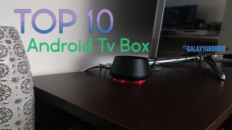 Los mejores Android Tv Box del mercado