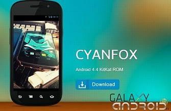 Portada de Análisis rom CyanFox 2.0.1 android 4.4.2