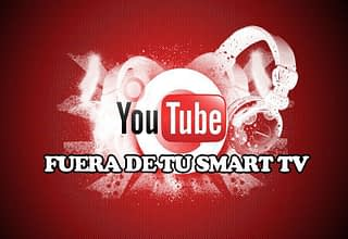 Smart TV del 2012 sin Youtube