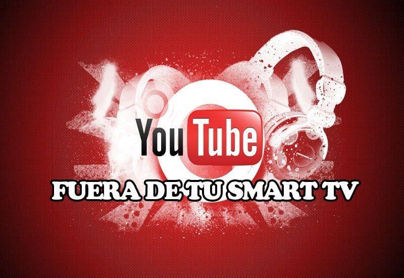 Smart TV del 2012 sin Youtube